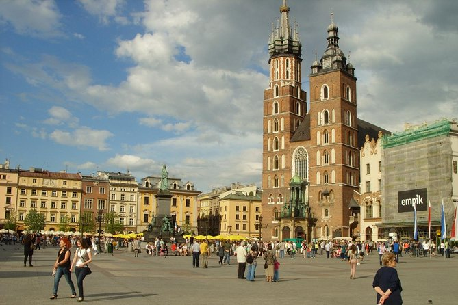 Krakow walking sightseeing