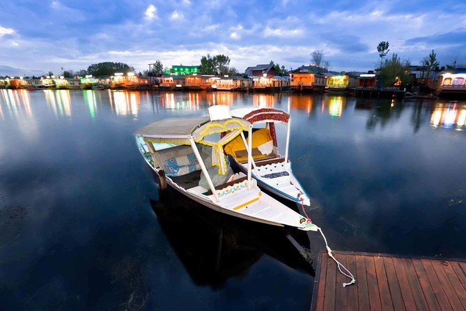6-Days Luxury Tour Package of Kashmir from Srinagar
