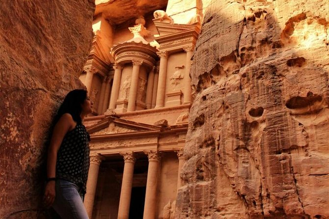 Full-Day Private Tour in Petra with Hotel Pick-Up