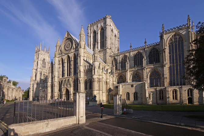 York & Yorkshire in a Day Small-Group Tour
