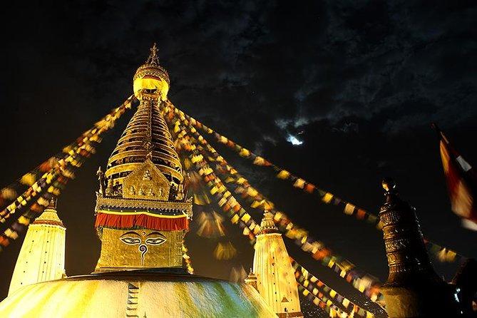 Swyambhu Nath Stupa