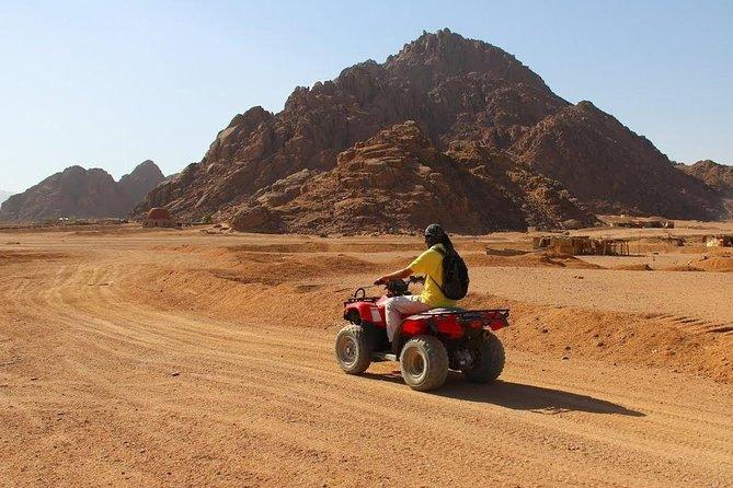 Desert Safari with Camel & Bike Rides in Sharm El Sheikh