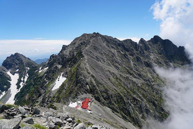 The Japanese Alps Trek, Nagano - 6 days   4 day hike