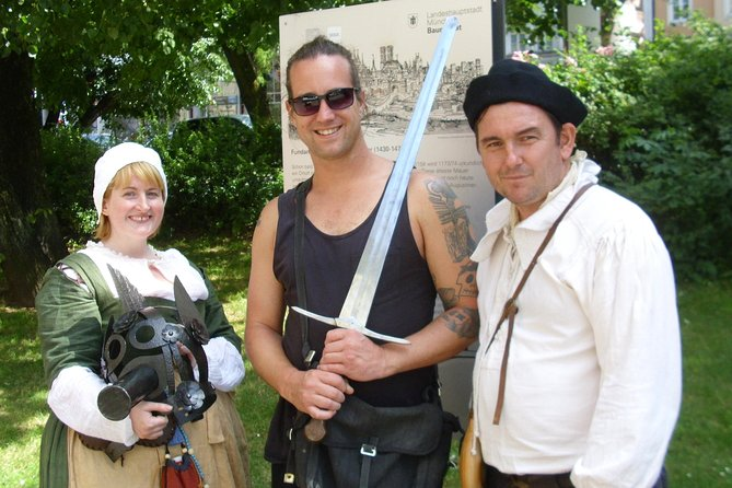 Munich Macabre Group Walking Tour