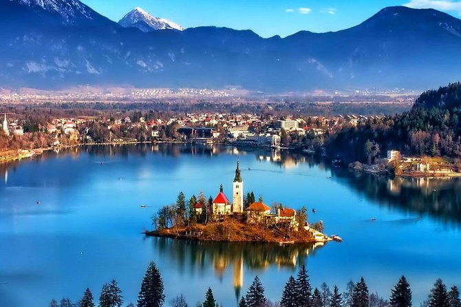 Lake Bled &Ljubljana- 8hr Small Group Shore Experience from Trieste with options