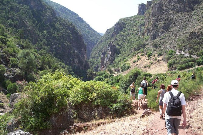 Excursion to the National Park from Chefchaouen, XT