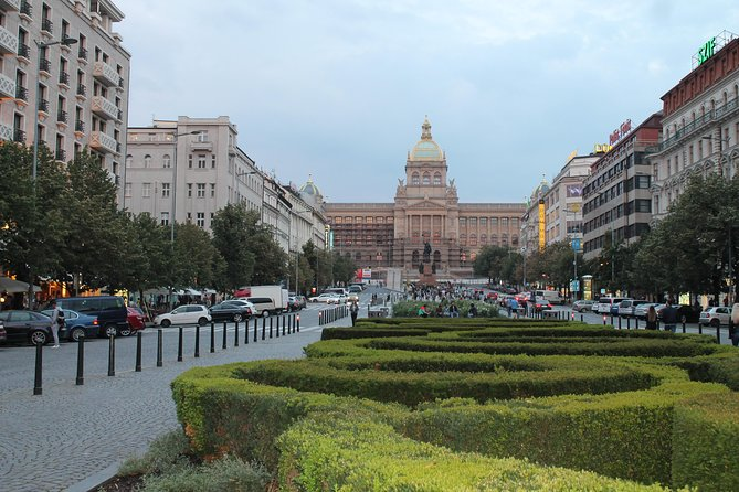 Prague Private Communist History Walking Tour with Museum Entry