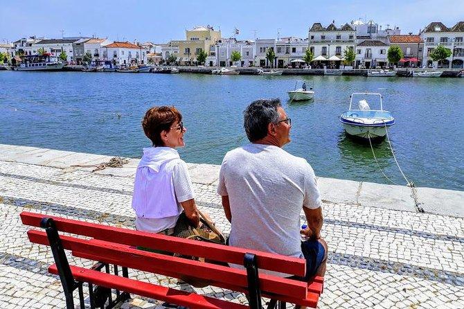 Faro and Tavira - Private from Albufeira