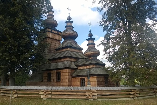 UNESCO Wooden churches of Southern Lesser Poland. Private tour