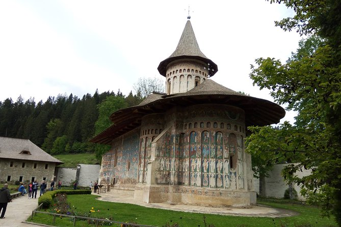 Painted Monasteries of Bucovina - 3 Days Private Tour