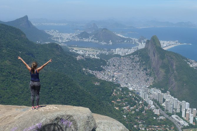 Garganta do Ceu Cave Hiking Private Tour and Pedra da Gavea