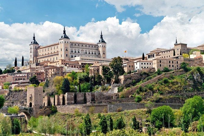 Toledo Full Day with Cathedral from Madrid