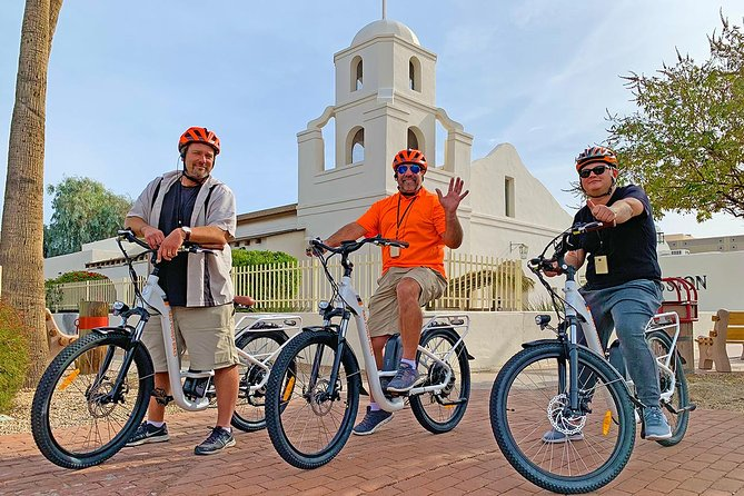 1.5-Hour E-Bike Tours of Scottsdale - 10am Departure