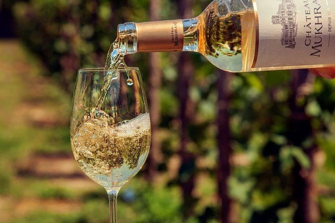 Organic wines of Mtskheta - private tour with lunch and wine tastings