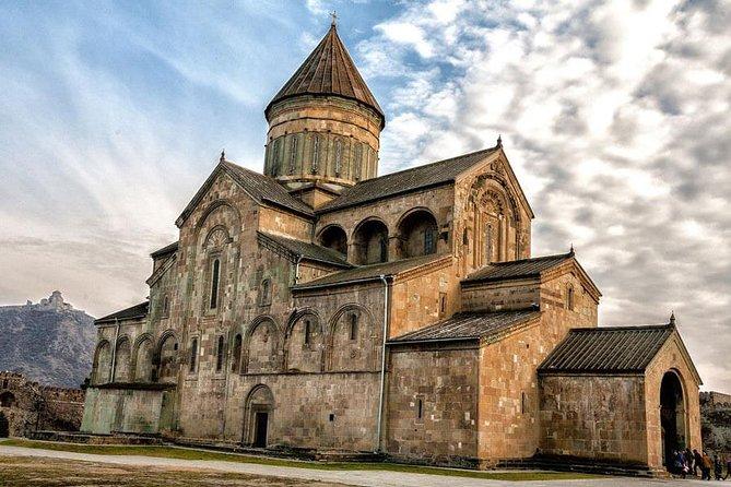 5 places in 1 day - Mtskheta - Jvari - Chronicle of Georgia and more