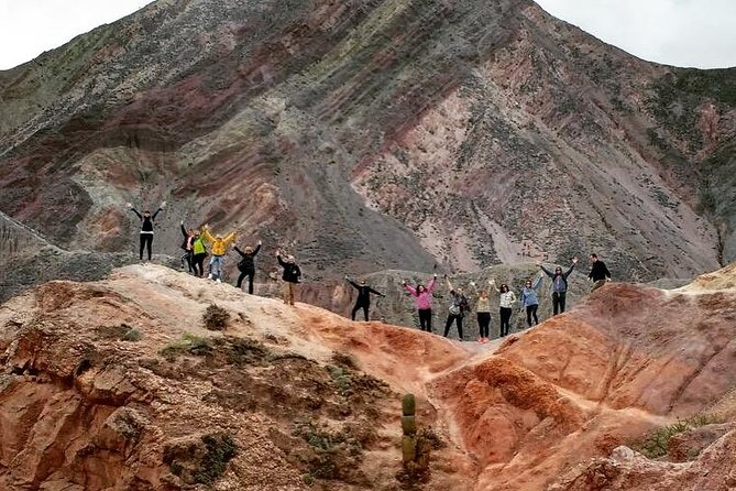 Full-Day Tour Salinas Grandes, Purmamarca whith trekking and More from Salta
