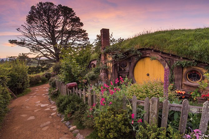 Hobbiton Movie Set Small Group Tour with Kiwi Style Picnic Lunch ...