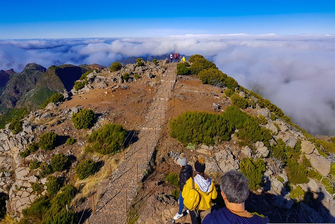 Pico Ruivo Walk, Hiking in Small Groups