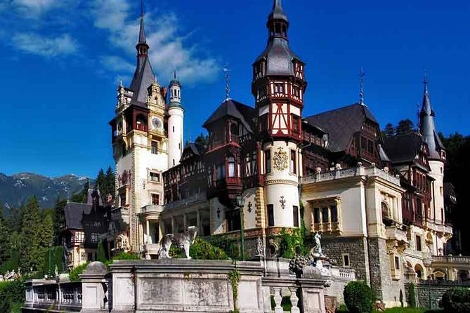 Peles Castle Guided Europe Tours
