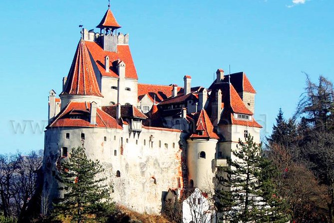 Transylvania Castles Tour : Peles & Dracula's Castle from Bucharest