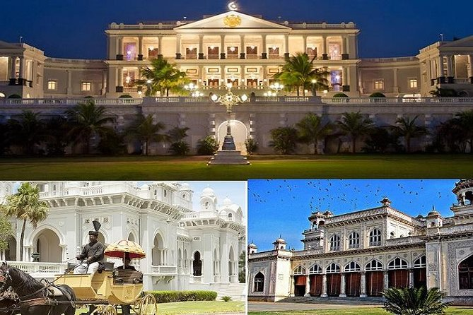 Nizam palaces tour Royal history of Hyderabad