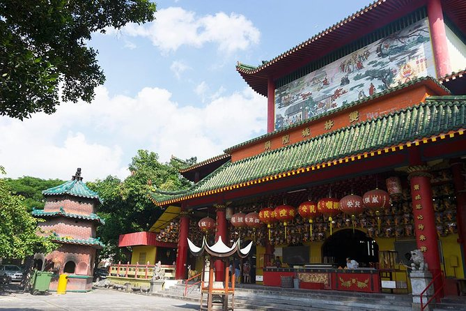 Singapore National Monument - Lian Shan Shuang Lin Monastery (Private Tour) photo 7
