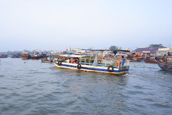 Mekong Delta and Cai Rang Floating Market 5-Hours Tour and more photo 14