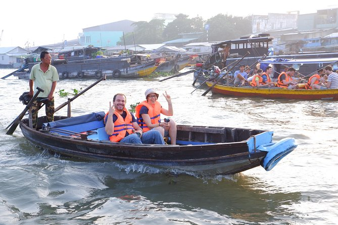 Mekong Delta and Cai Rang Floating Market 5-Hours Tour and more photo 29