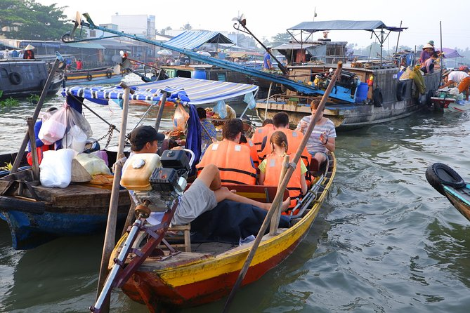 Mekong Delta and Cai Rang Floating Market 5-Hours Tour and more photo 22