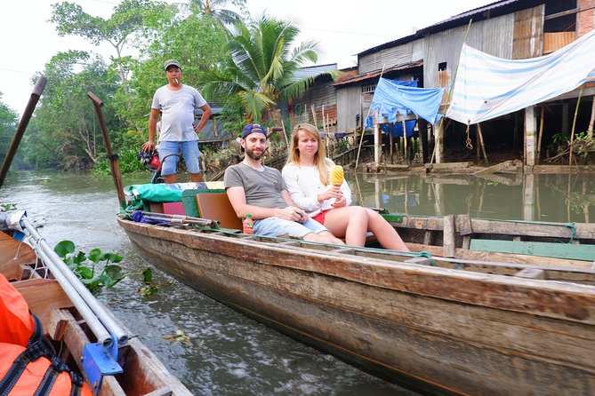 Mekong Delta and Cai Rang Floating Market 5-Hours Tour and more photo 20