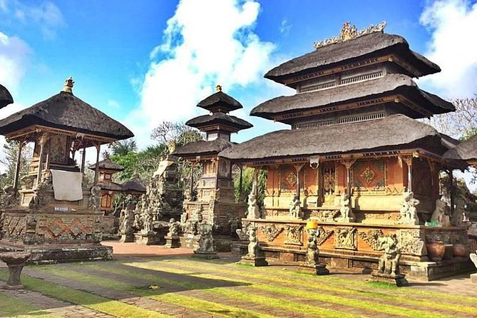 Full Day Bali Private Top Tour Attractions 10-12 hours