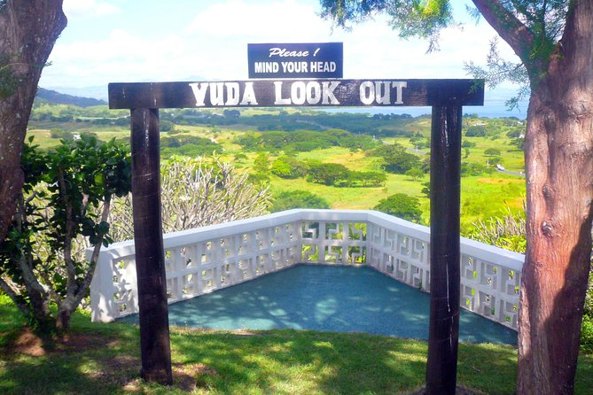 Vuda Lookout, Sabeto Valley and Garden of the Sleeping Giant Tour