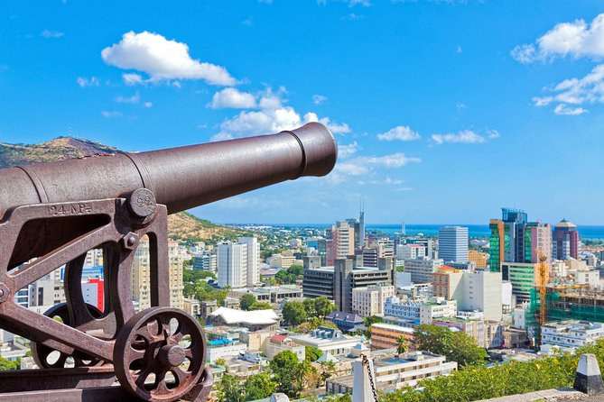 Mauritius Half Day City Tour(All Region)