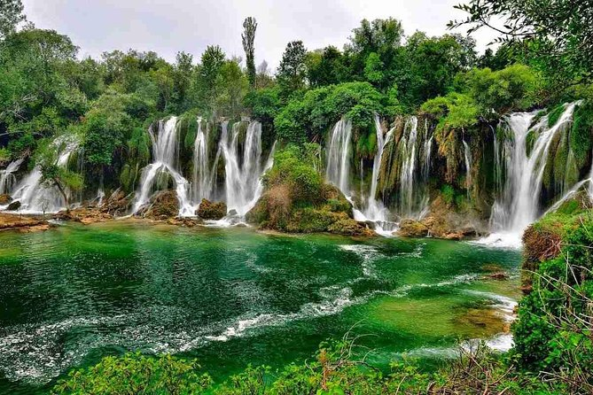 Kravice Water Oasis