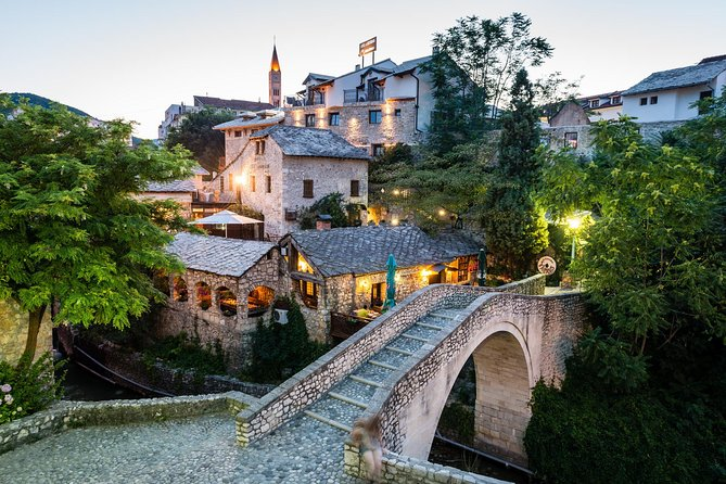 Mostar Medieval Town