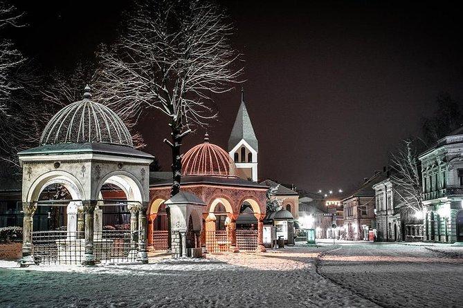 Breathtaking Sarajevo City Panorama