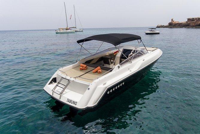 Sunseeker Mohawk 29 Ibiza and Formentera Boat Experience