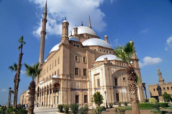 Half day visit the Citadel, Mohamed Ali Mosque and Khan El Khalili