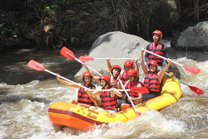 Full Day Best Combination of Bali Atv and Ayung River Rafting Tour photo 4