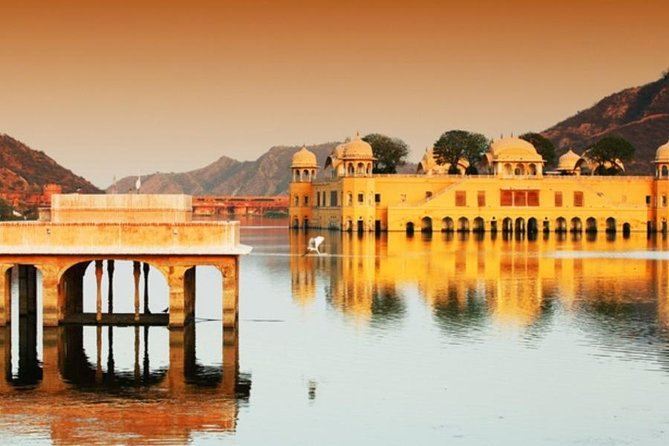Same Day Jaipur Private Tour from Agra