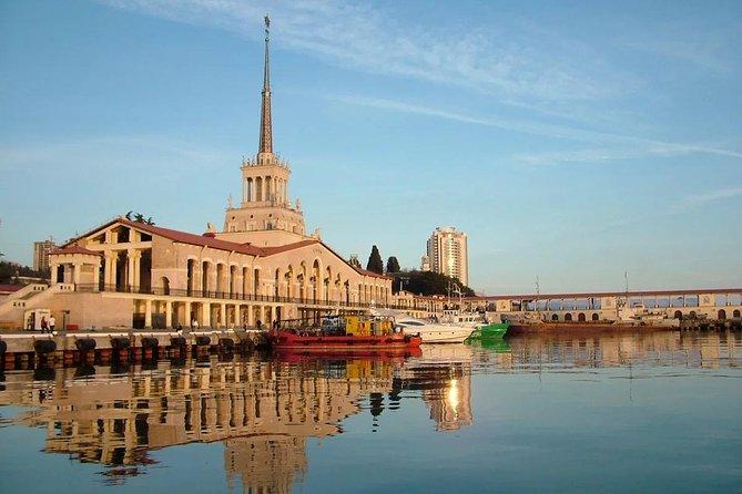 Private Tour: Discover Sochi on a Private Stroll