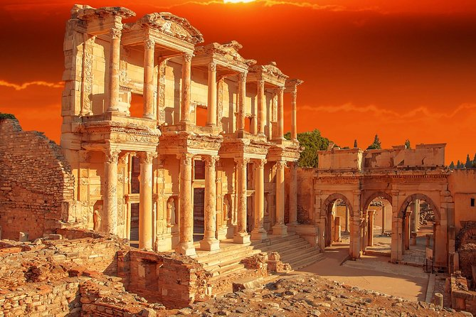 Daily Ephesus & Virgin Mary Tour from Istanbul by Flight