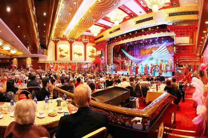 Dinner and Show of Tang Dynasty Palace in Xian