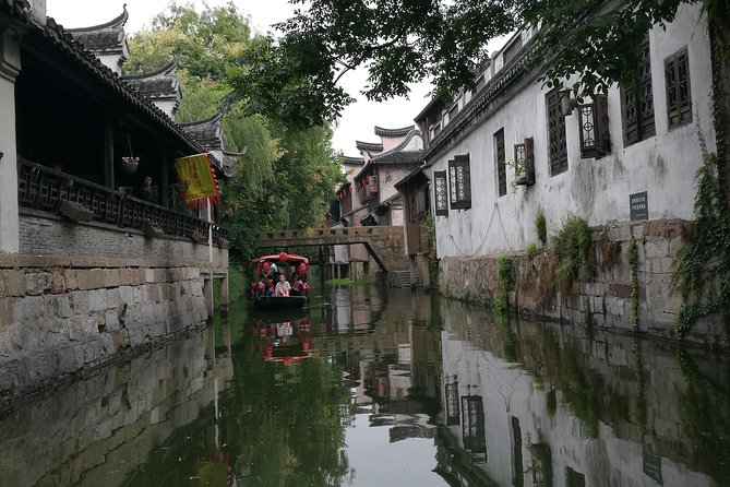 Fengjing Ancient Water Town Private Tour from Shanghai with Boat Ride photo 3