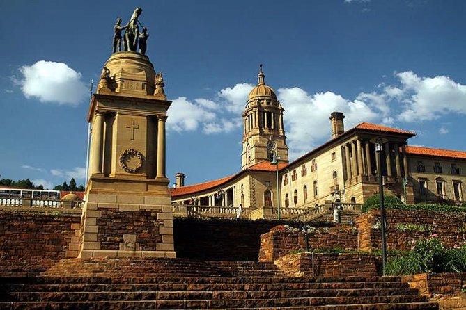 Pretoria Capital City Tour from Johannesburg / Sandton, every TUESDAY