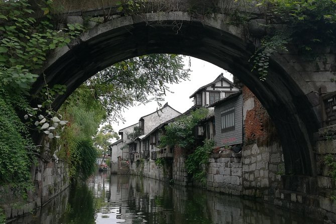 Fengjing Ancient Water Town Private Tour from Shanghai with Boat Ride photo 10