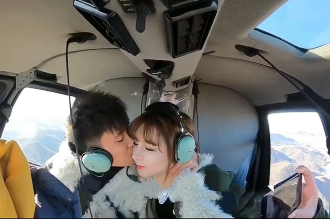 Private Beijing BaDaLing Greatwall tour with Optional Helicopter Overlook