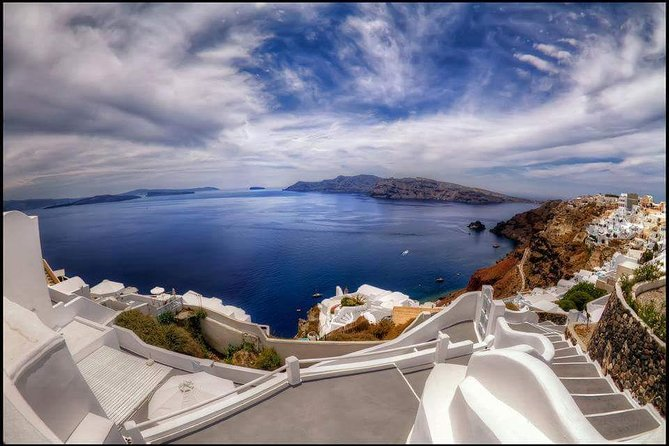 Santorini Private Tour With Food Experience