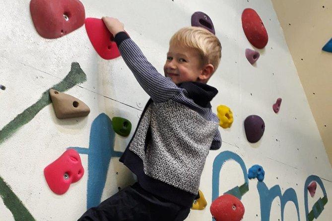 Junior Indoor Klettern in Brighton