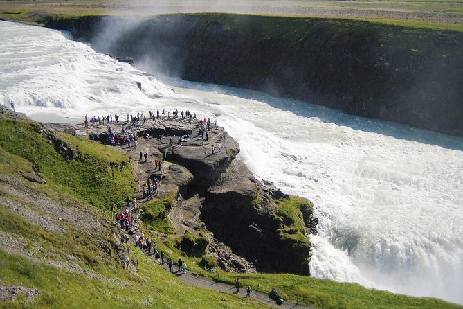 Golden Circle Tour from Reykjavik Including Gullfoss and Geysir